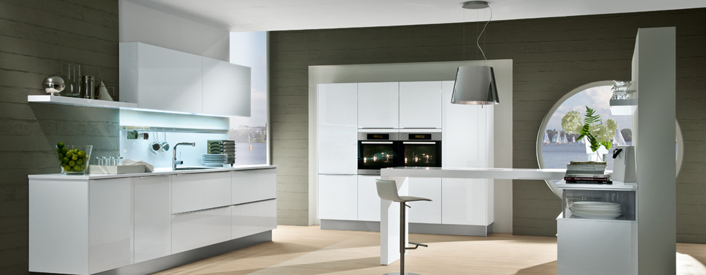 Modern, Design Orentated, Aesthtic. The U201cModerneu201d Kitchen Programme Is  Clear And Functional In Appearance. At The Forefront Are Clear Structures  With Fronts ...